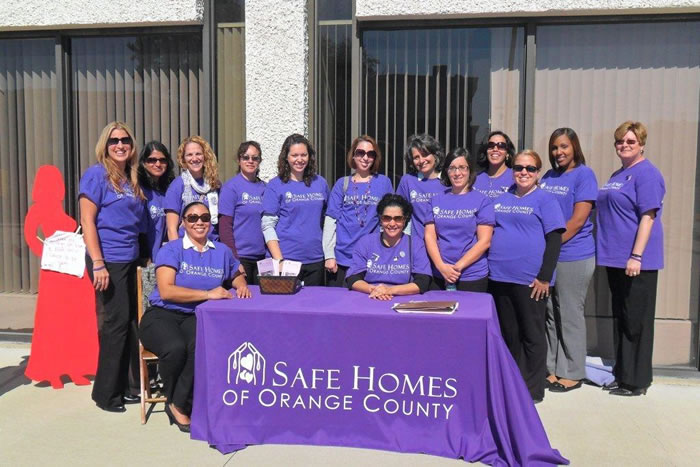 Safe Homes of Orange County, Recipient