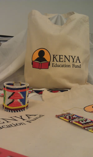 Kenya Education Fund, Recipient
