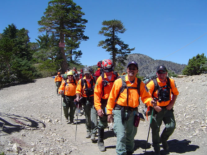 West Valley Search and Rescue, Recipient