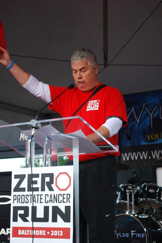 Zero Prostate Cancer Organization, Recipient