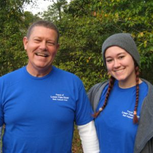 Friends of Lower Haw River State Natural Area, Recipient