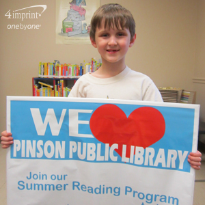 Pinson Public Library, Recipient